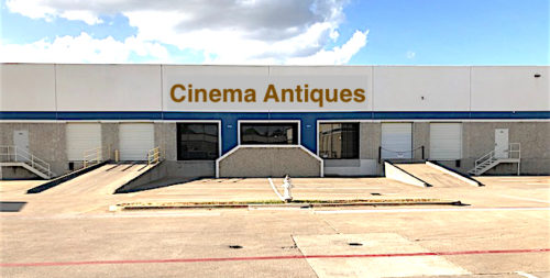 Cinema Antiques Storefront