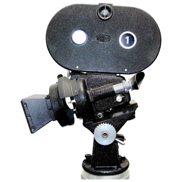 Arriflex 35MM Iconic Cinema _Hollywood_ Cinema Camera, Circa 1940. As Sculpture